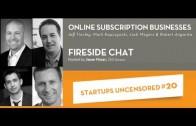 Online Subscription Businesses – Startups Uncensored 20