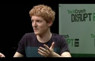 Stripe's Vision and the Future | Disrupt Europe 2013