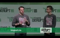 'Import.Io' Converts Web Sites into APIs | Disrupt Europe 2013