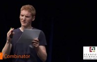 Patrick Collison at Startup School 2012