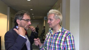 Christoph Holz from Visalyze – interview at Casual Connect Conference