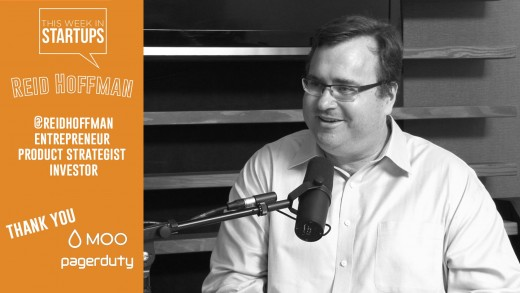 Reid Hoffman on best strategies, valuable lessons, the PayPal mafia & creating early social networks