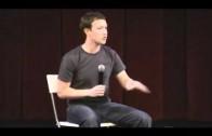 Mark Zuckerberg at Startup School 2011
