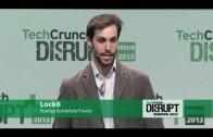 'Lock8' Startup Battlefield Europe 2013 Finalist