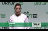 'Asap54' Startup Battlefield Europe 2013 Finalist