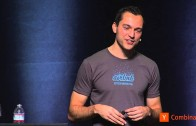 Nate Blecharczyk of AirBnB at Startup School 2013