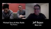 Jeff interviews Michael Sacca and Alex Rolek, the founders of Tiny Factory